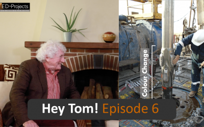 A more personal interview – Hey Tom! Episode 6